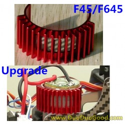 MJX F45 shuttle Helicopter Parts, Main Motor Hent Sink red, MJXR/C I-heli F645 remote control Helicopter, F-45 F-645