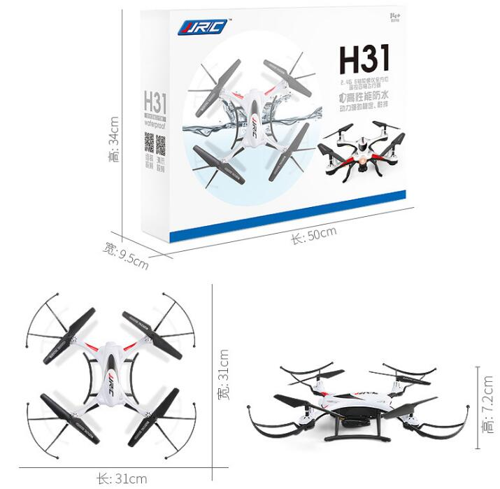 JJRC H31 H31W Quadcopter reviews