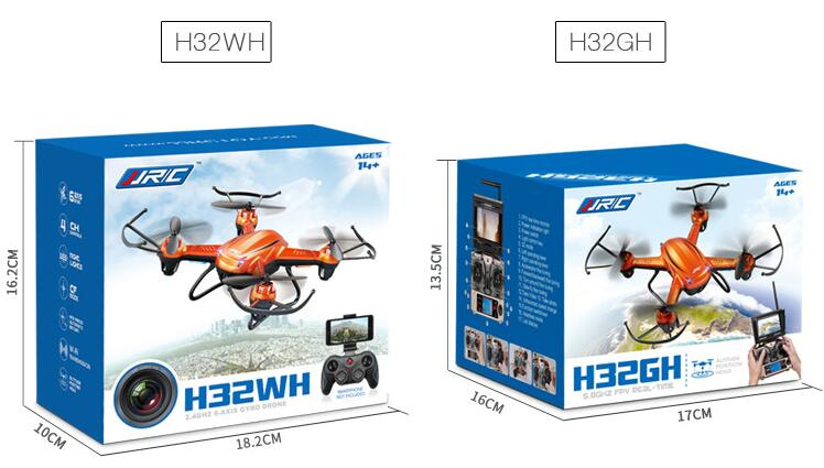JJR/C H32GH H32WH WIFI Drone