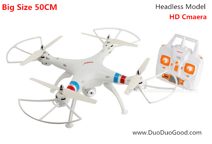 BIG Quadcopter with HD Camera X8C SYMA