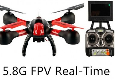 RC Quadcopter with HD camera