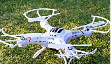 2.4G RC Quadcopter with Camera